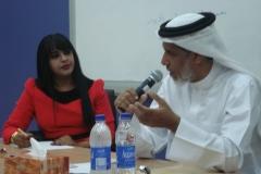 مع الشيخ صلاح الجودر، 2013